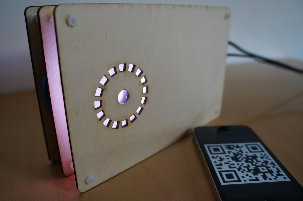 Aperture: Connecting USB sensors to Wifi | Wired Watershed